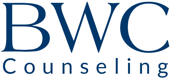 blue water counseling logo